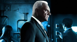 The Employer- Malcolm McDowell (blue)