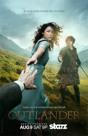 1 Sheet Icon-Outlander Season 1