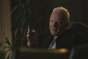 Malcolm McDowell interview
