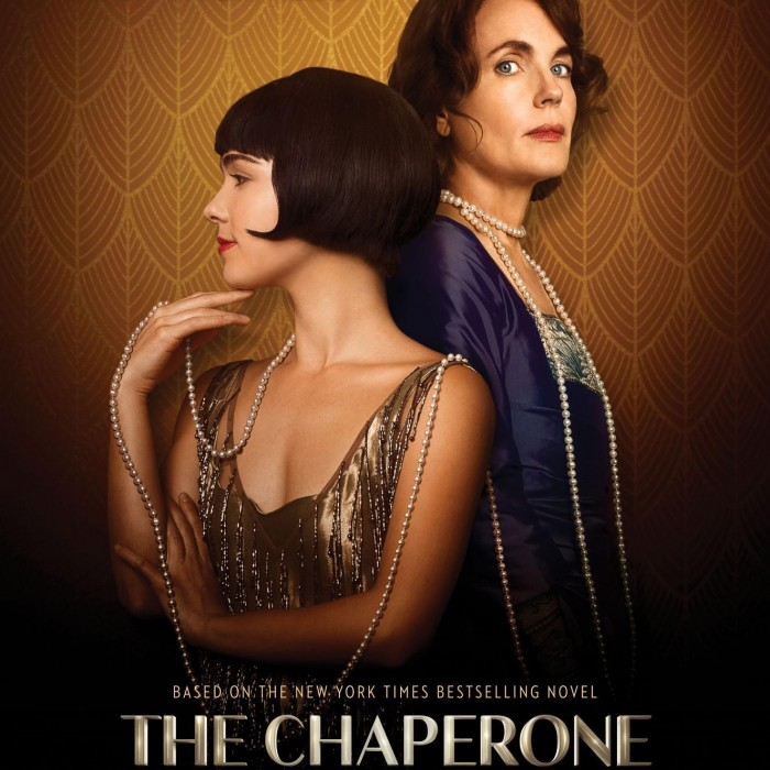 2019 Chaperone one sheet